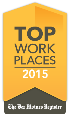 top work places 2015