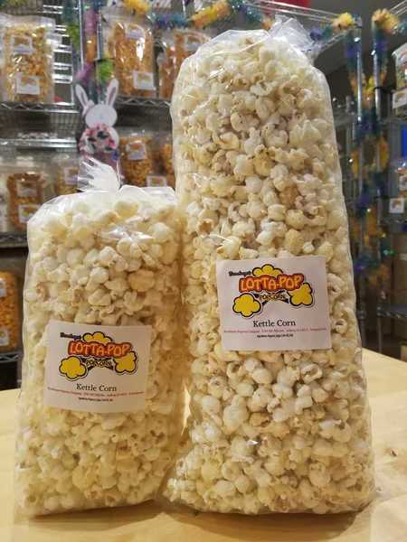 Kettle Corn Small bag